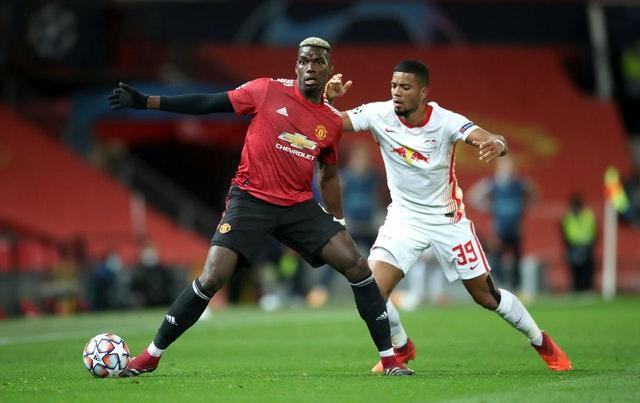 Manchester United v RB Leipzig – UEFA Champions League – Group H – Old Trafford
