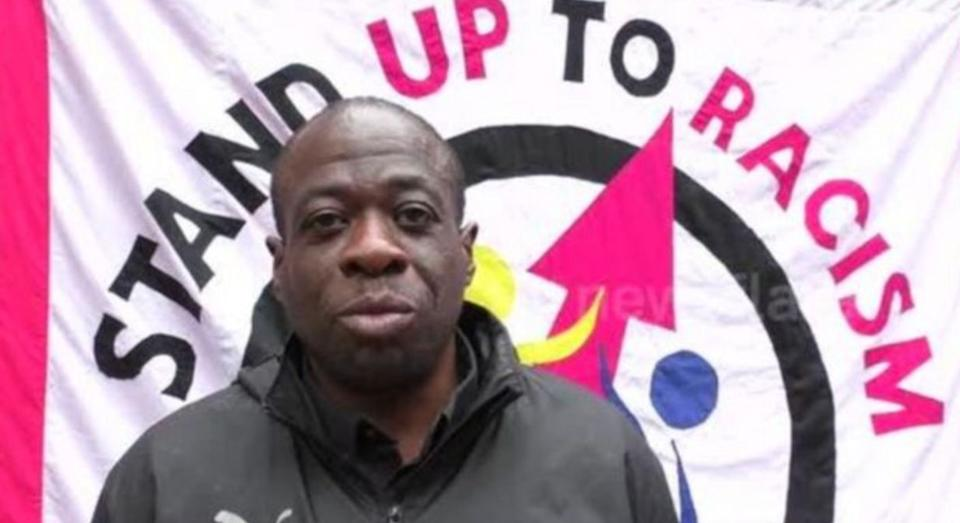 Weyman Bennett, co-convenor at Stand Up To Racism (Photo: Stand Up To Racism)