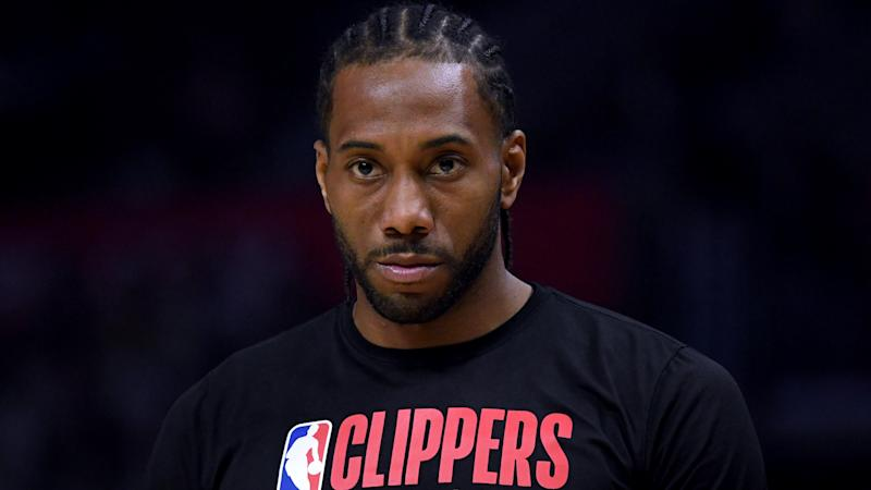 Clippers' Kawhi Leonard 'healthy' and now at Disney World, Doc Rivers confirms