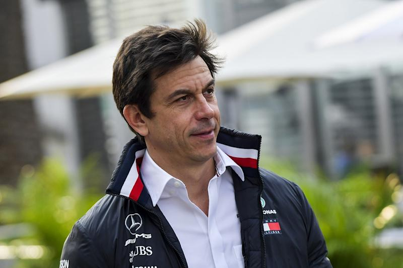 Wolff to skip F1 race for first time since 2013