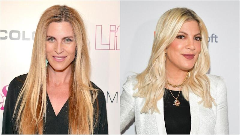 Dean McDermott's Ex-Wife on Her Relationship With Tori Spelling, How She Dealt With Past Infidelity Reports