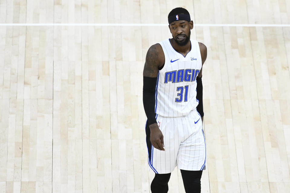 Terrence Ross of the Orlando Magic