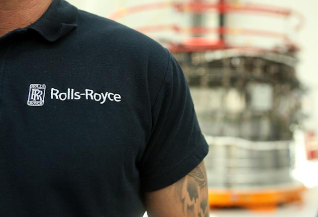 Rolls-Royce has announced 9,000 global job cuts. (Adam Berry/Getty Images)