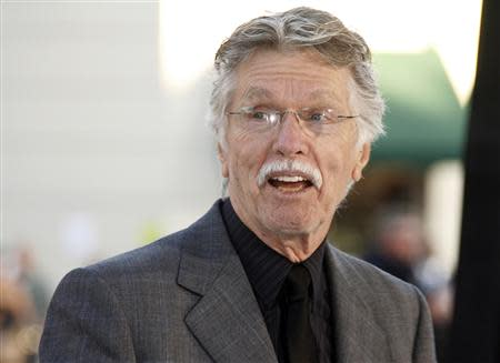 "File photo of Actor Tom Skerritt at the premiere of the film ""Whiteout"" in Los Angeles"
