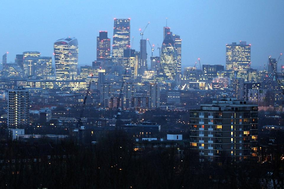 <p>Many office based staff in London have worked remotely since March 2020</p> (Dan Kitwood/Getty Images)