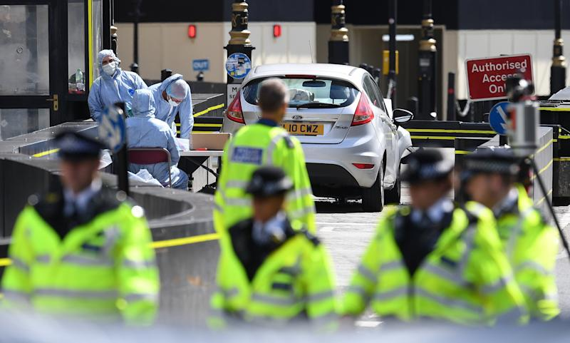 Islamist terrorism and far-right terrorism shouldn't be seen as opposites – they should be seen as the same brand: EPA