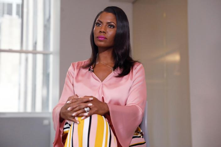 Former White House staffer Omarosa Manigault Newman. (Photo: Shannon Stapleton/Reuters)