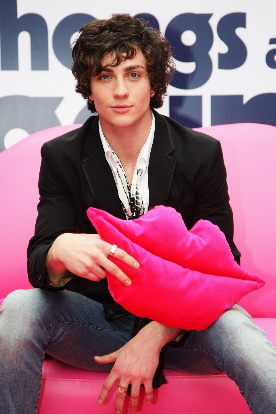 <p>The British actor did star in some TV shows in the early parts of his career, but everyone came to know and love him as Robbie in <em>Angus, Thongs and Perfect Snogging</em>. </p>