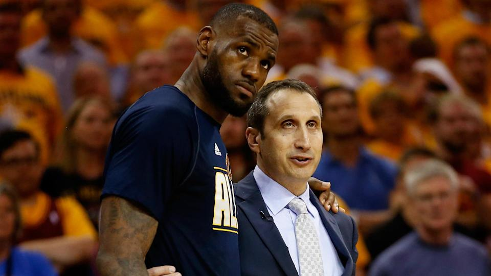 It's worth remembering that transitions for LeBron's new teams can sometimes be painful.