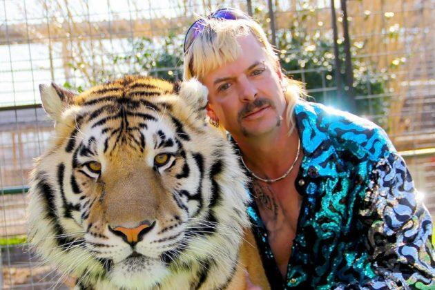 'Tiger King' Zoo Shut Down After Its License Gets Suspended