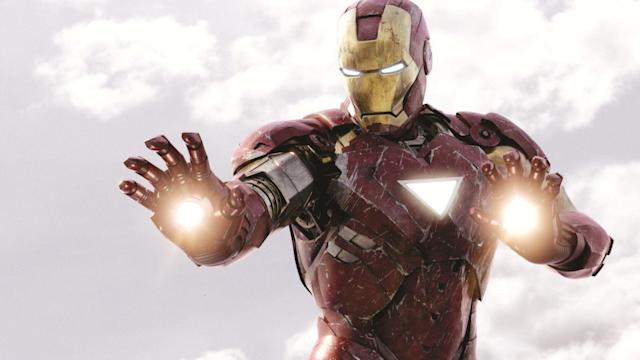 A scene from 2008's first <em>Iron Man</em> movie (Photo: Marvel Studios)