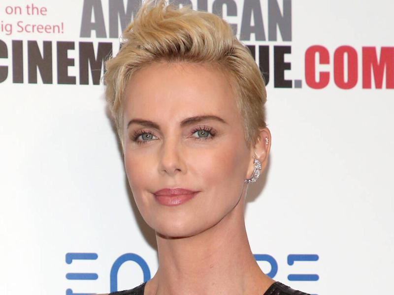 Charlize Theron was once criticised over gaining weight for film role