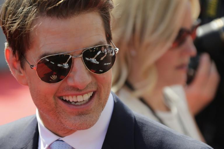 Tom Cruise attended the red carpet premiere of the latest instalment in the Mission: Impossible film series Thursday in Paris, the city where which much of the film was shot