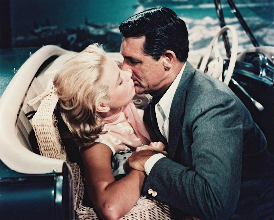 <p>Grant became the archetype for male leading men in Hollywood. He typically played witty, charismatic, and polished characters, who ended up seducing the film's leading lady.</p>