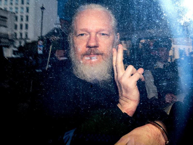 Assange's Road to U.S. May Go Through Sweden, and Brexit