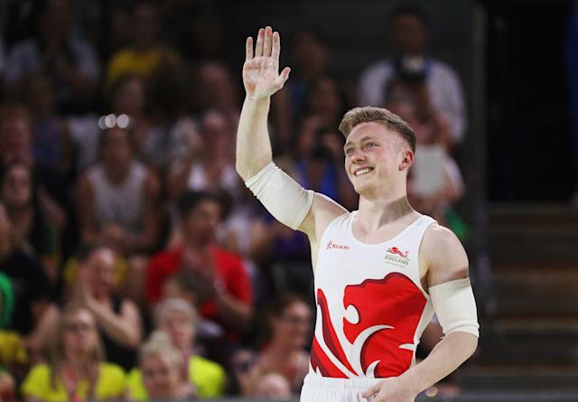Commonwealth Games: Wilson sets sights on emulating Whitlock with Olympic gold