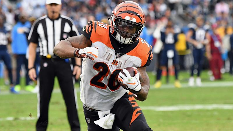 2019 Expected Rushing TDs