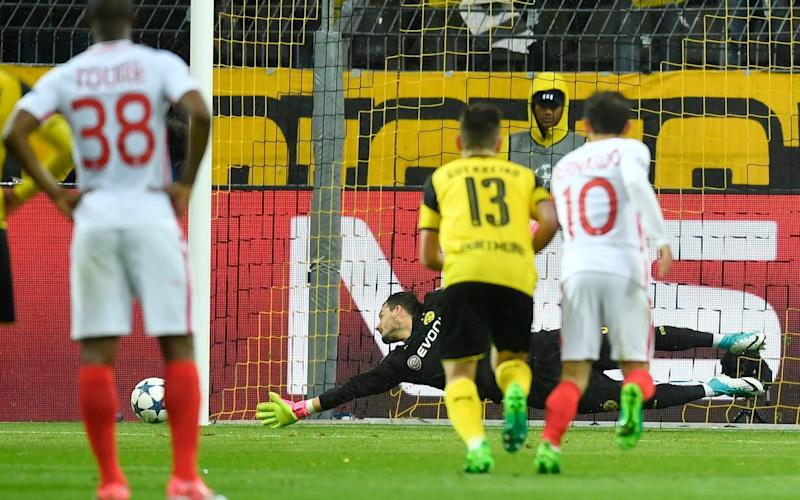 penalty  - Credit: Martin Meissner/AP