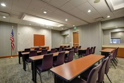 The SpringHill Suites at the Aurora Medical Center offers over 500 sq. ft. of meeting space with various layouts. Visit their website to learn more about hosting your next event.
