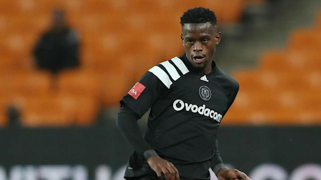 The talented full-back had a good debut season in the top flight and even broke into the South Africa national team squad