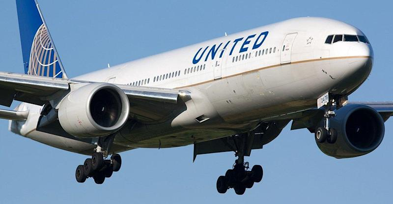United Airlines apologised for 'reaccommodating' a passenger