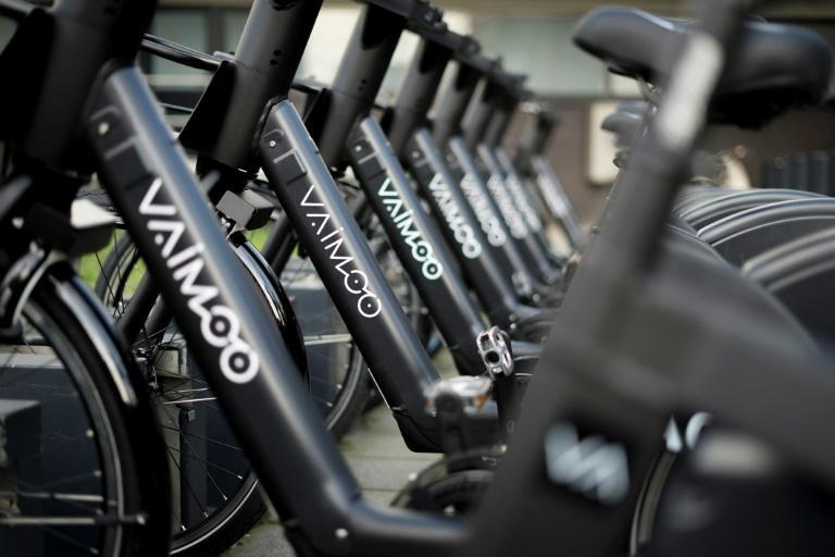 E-bike operator Vaimoo was among the exhibitors at the all-digital Consumer Electronics Show, amid growing interest in micromobility during the pandemic