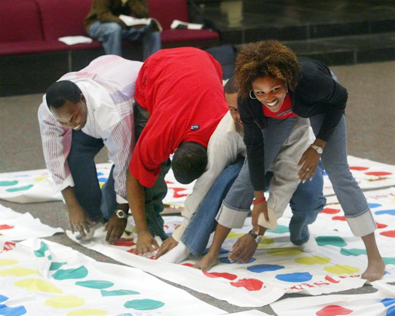 Inventor of iconic party game Twister dies
