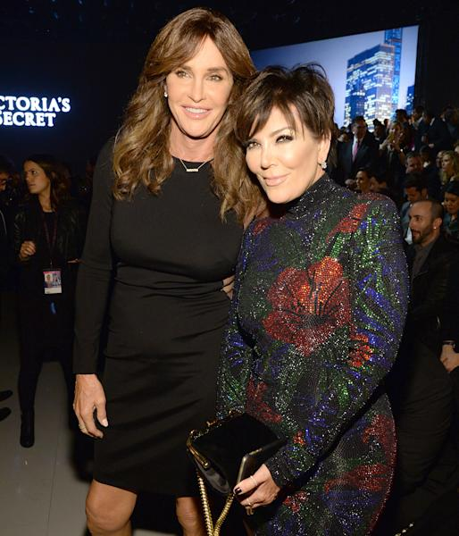 Kris and Caitlyn Jenner Only 'Interact When They Have to'