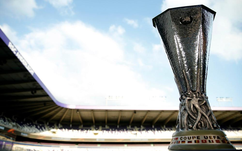 The Uefa Cup AKA EUROVASE - Credit: Action Images/Andrew Couldridge