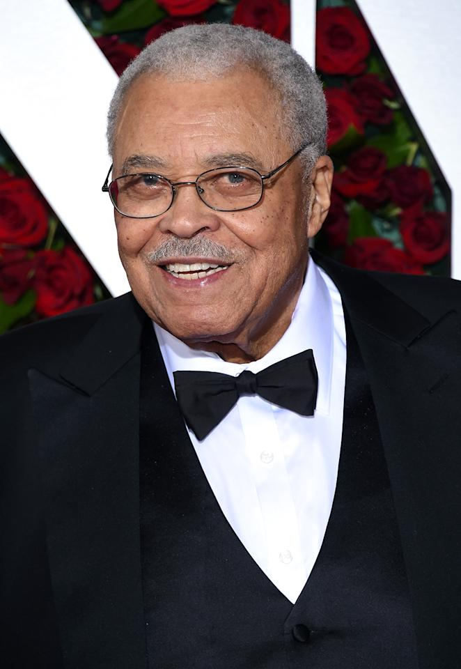 "<p>Prowse's <a rel=""nofollow"" href=""https://www.youtube.com/watch?v=7mv7hmnWkmo"">thick rural accent</a> meant that he was never considered for Vader's voice. Instead, Lucas turned to Tony-winning Broadway and movie star James Earl Jones, whose basso profondo delivery became instantly iconic. Uncredited for the first two movies, Jones reprises his legendary vocal turn in 'Rogue One' this week. (Photo: Dimitrios Kambouris/Getty Images) </p>"