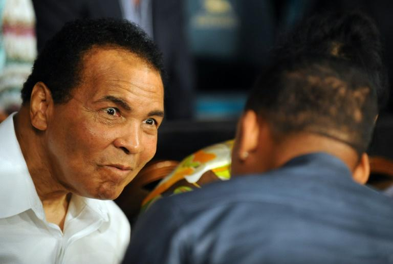 Boxing legend Muhammad Ali spent much of his retirement at the Berrien Springs, Michigan, property