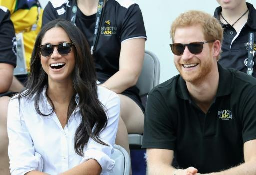 Britain's Prince Harry and Meghan Markle are to get married in the spring of 2018