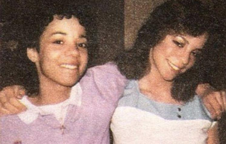 The sisters have been estranged since 1994. Source: Splash
