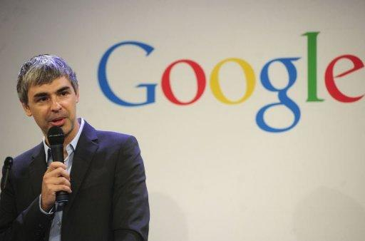 Google said Tuesday it finalized its $12.5 billion deal to buy Motorola Mobility, a key manufacturer of smartphones and other devices. Chief executive Larry Page, pictured on May 21, said in a Google blog post that the deal had been completed