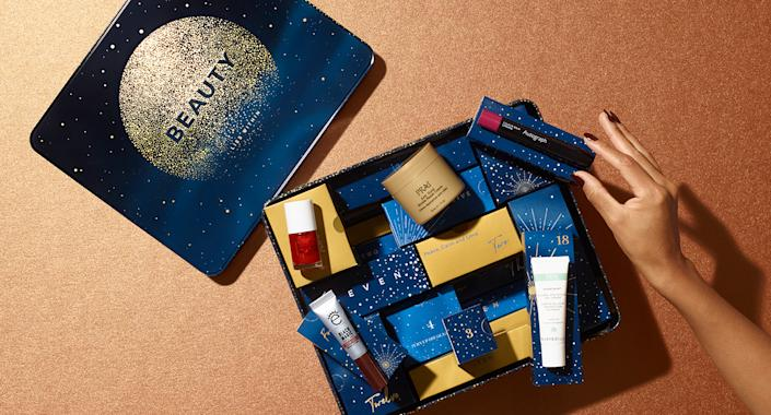 The box filled with products worth £300 can be yours for just £40. (Marks & Spencer)