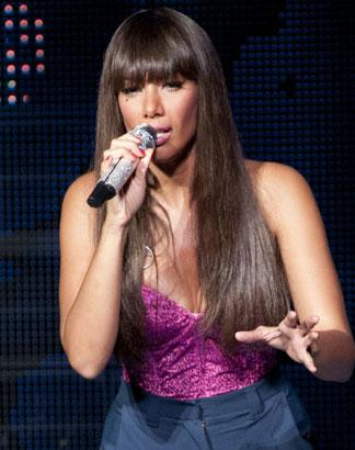Leona Lewis Delays 'GlassHeart' Album Until 2012!