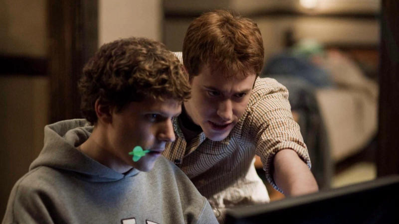 'The Social Network'. (Credit: Sony)