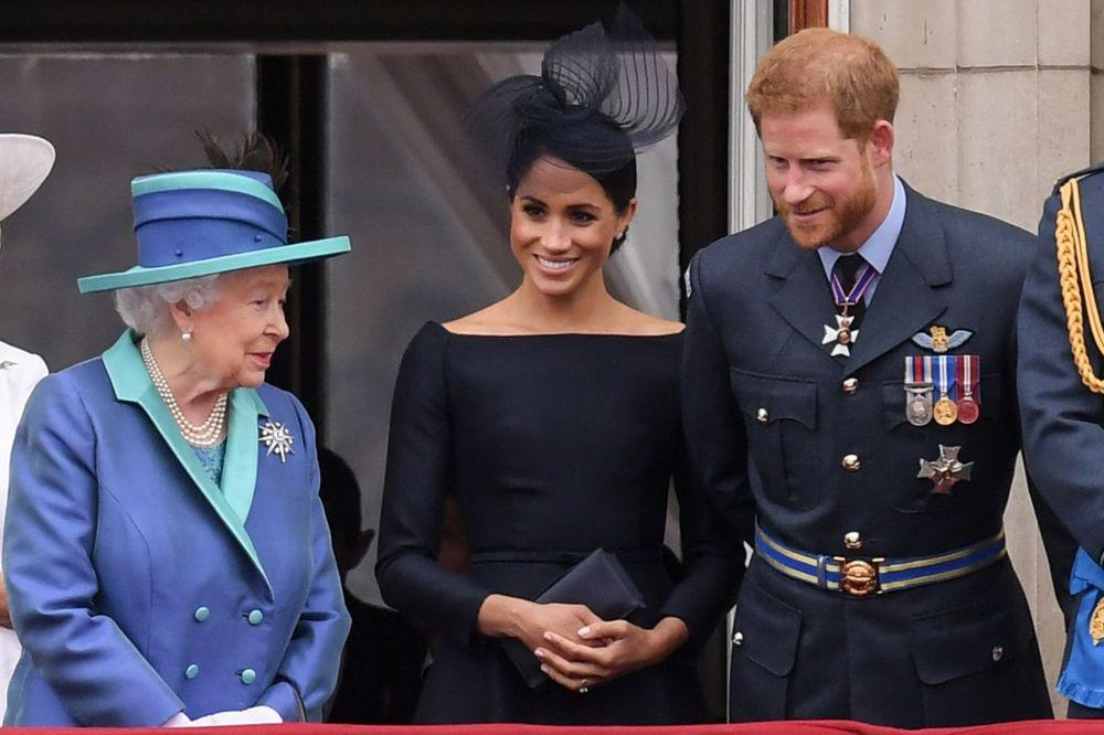 Fluid Gender Children Coming To Buckingham Palace Says Meghan Markle