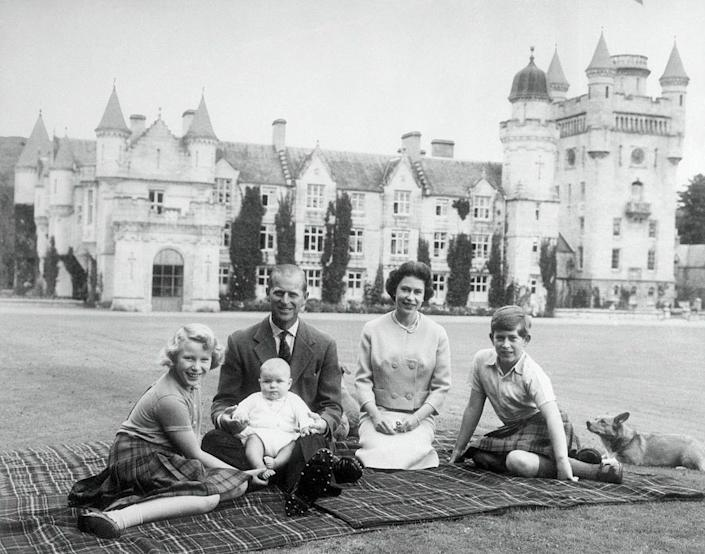 """<p>Philip was also not happy that the family didn't take his name. He wanted his last name, Mountbatten, to be the royal family name. When Queen Mary heard this, she and the Queen Mother were angry and wanted to keep the Windsor name. Winston Churchill agreed...and they all convinced Elizabeth to choose Windsor. </p><p>Philip <a href=""""https://www.vanityfair.com/style/society/2012/01/queen-elizabeth-201201"""" rel=""""nofollow noopener"""" target=""""_blank"""" data-ylk=""""slk:reportedly"""" class=""""link rapid-noclick-resp"""">reportedly</a> told his friends, """"I am the only man in the country not allowed to give his name to his children. I'm nothing but a bloody amoeba."""" </p>"""