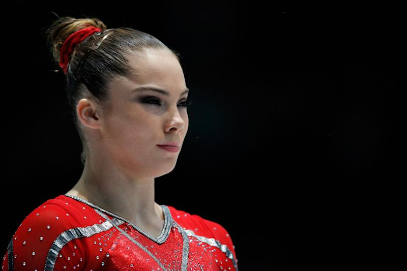 Chrissy Teigen‏ Offers to Pay Mckayla Moroney's $100,000 Fine to Speak Out Against Larry Nassar