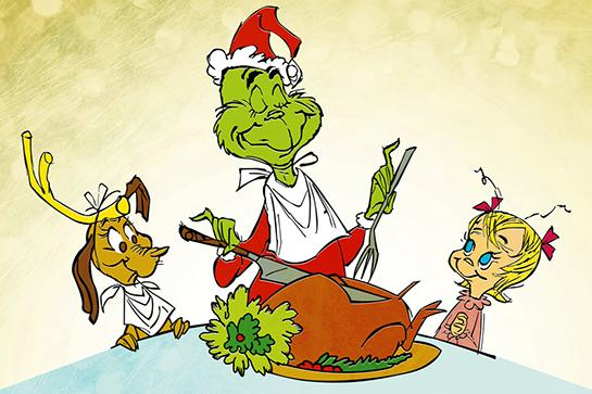 "<strong><em><h3>Dr. Seuss' How the Grinch Stole Christmas!</h3></em><h3>, 1966</h3></strong><h3><br></h3><br>With all due respect to Jim Carrey, the animated, Boris Karloff-voiced Grinch is the only one that counts.<br><br><strong>Watch On: </strong>Amazon Instant Video<span class=""copyright"">Photo: Courtesy of MGM.</span>"