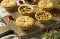 <p>Though this is the first time we've seen this on the list, mince meat pies are about as traditional as one can get, in terms of Christmas meals. Virginians have really stuck to that.</p>