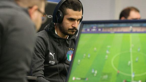 FIGC Unveils The eSport National Team 'eNazionale Timvision' - Day Three