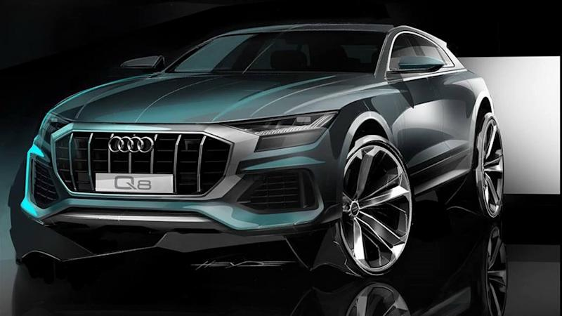 Audi Q8 Reveal Is Today Watch The Livestream Right Here