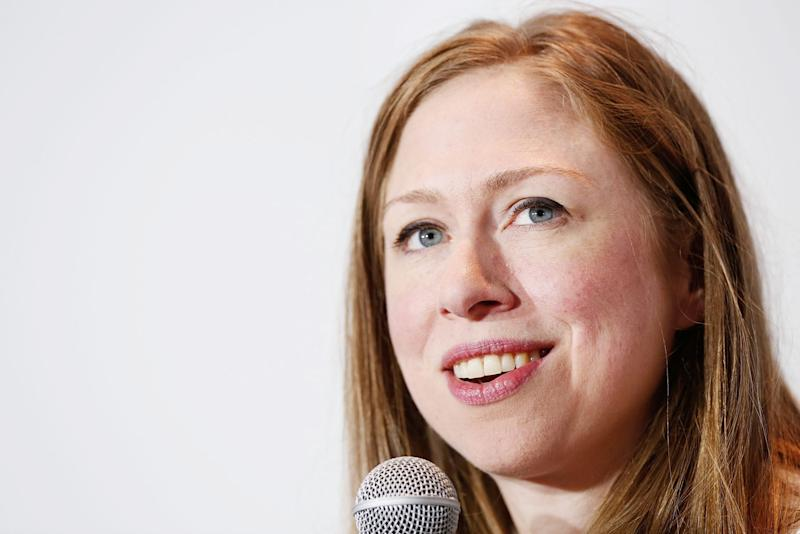 Chelsea Clinton Is Writing a Children's Book Called She Persisted