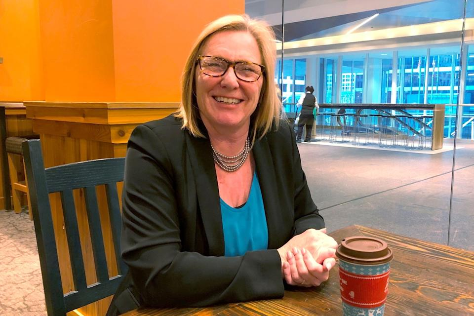 GOP congressional candidate Michelle Fischbach is running for the Minnesota seat held  by Democratic Rep. Collin Peterson.
