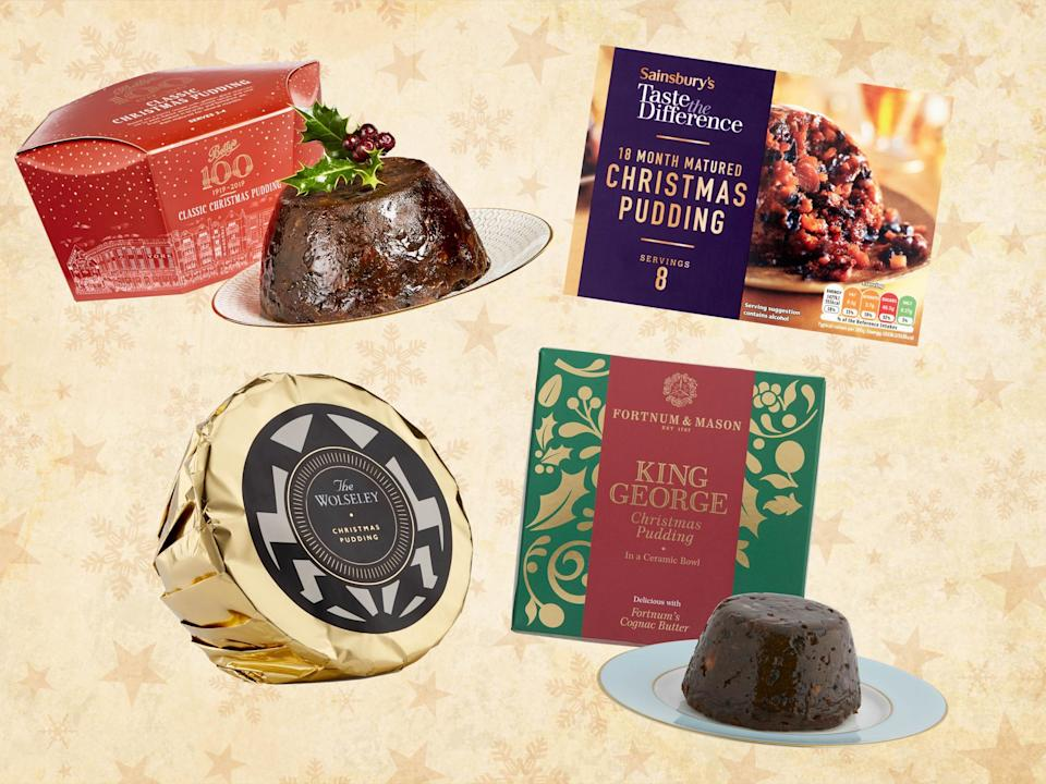 We tasted a huge pile of puds, taking into account aroma, texture and flavour (The Independent/iStock)