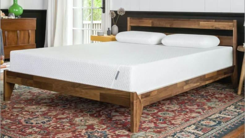 The Tuft & Needle Original mattress is entirely foam, but offers a great balance of firmness and support.