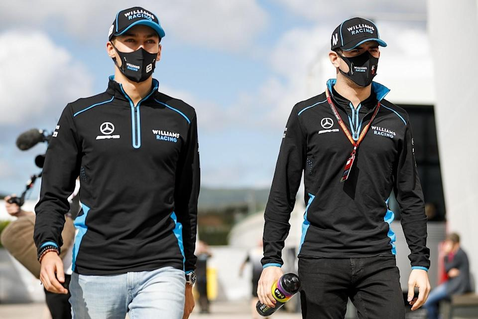 Wolff: Russell's Williams future out of Mercedes' hands