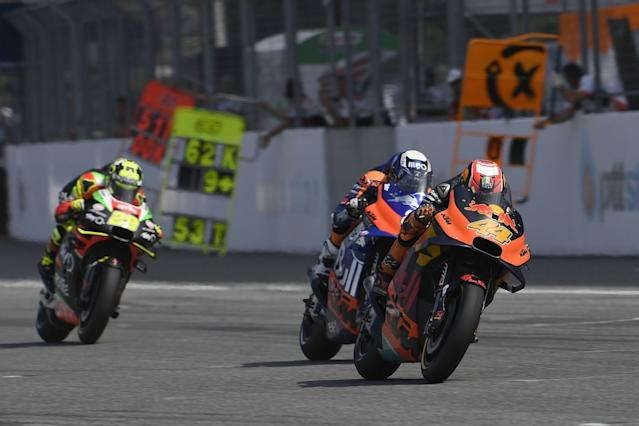 Espargaro: Impossible rehab justified for points